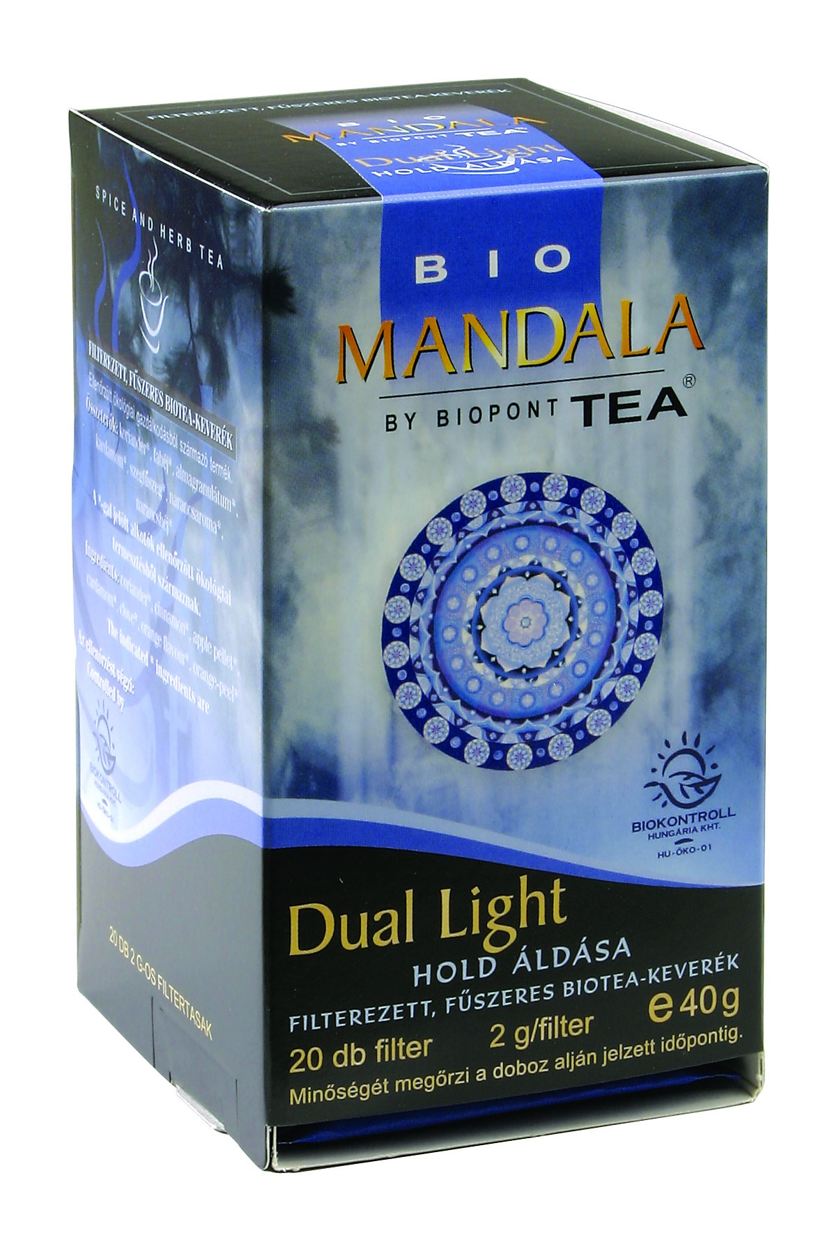 BIO Mandala tea, Dual Light