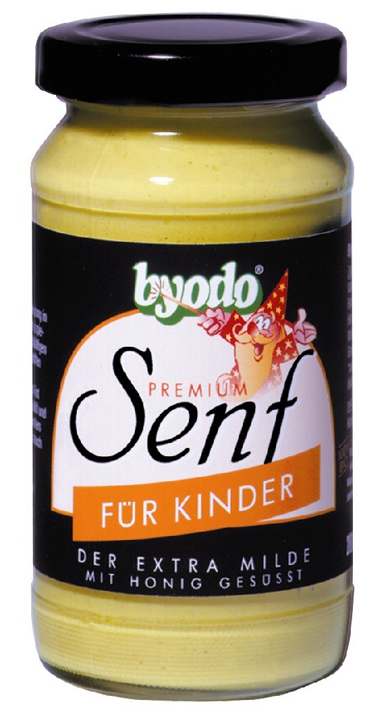 BIO gyerek mustár 200 ml