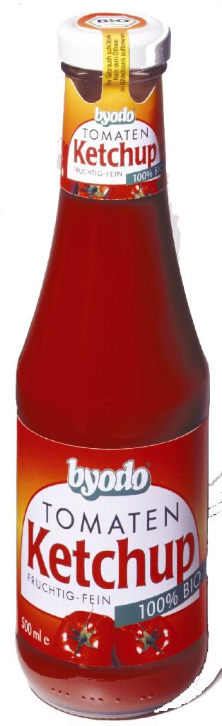 BIO paradicsom ketchup 500 ml